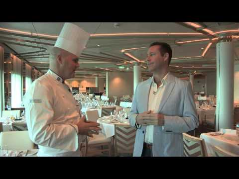 Anthem of the Seas Executive Chef Interview | Planet Cruise