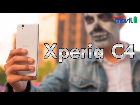 Xperia C4 - Análisis en Español HD