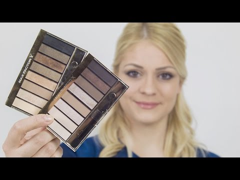 Review palette Masterpiece Max Factor