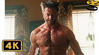 Росомаха перемещается в Прошлое | Люди Икс: Дни минувшего будущего (2014) 4K ULTRA HD