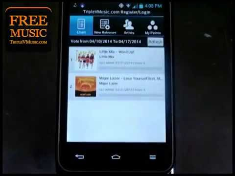 Music Promotion App - Try for FREE!