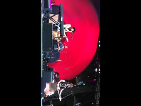 Holly Miranda - Waves Live At Prospect Park Banshell 8/5/2010