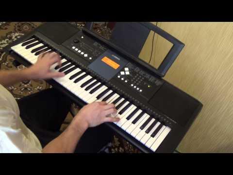 Gareth Emery feat Christina Novelli - Dynamite piano cover