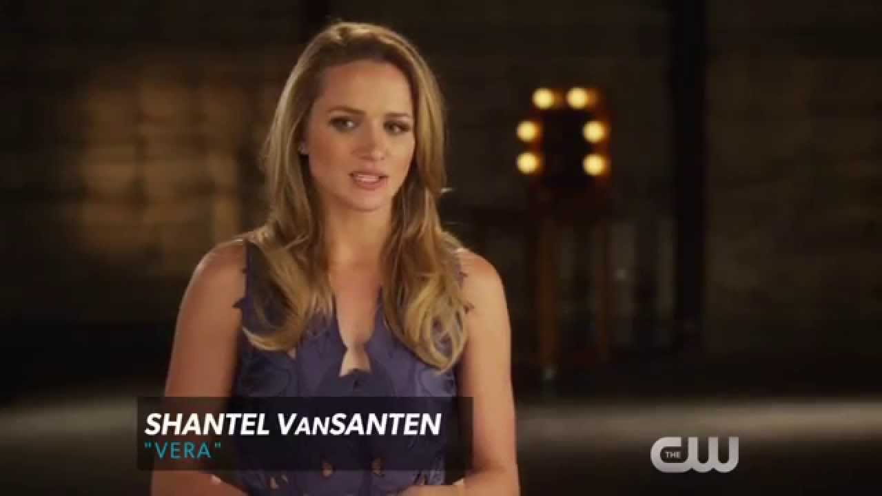 The Messengers - Interview: Shantel VanSanten (PL) - YouTube