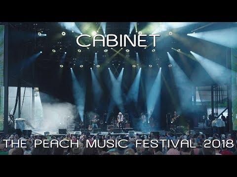 Cabinet: 2018-07-19 - The Peach Music Festival; Scranton, PA (Partial Set) [4K]