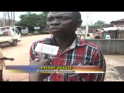 Electricity Consumers In Benin City Decry Poor Performance by BEDC