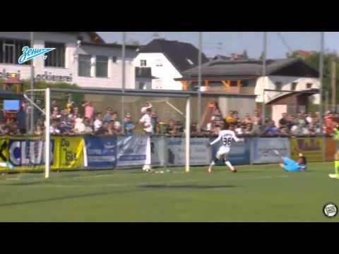 Первый гол Артема Дзюбы в составе «Зенита»