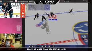 N64 Chronicles Episode 49 : NHL Breakaway 98
