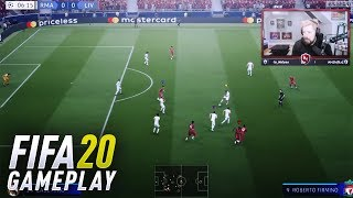 OFFICIAL FIFA 20 GAMEPLAY REVEAL! - FIFA 20 (LIVERPOOL v REAL MADRID)