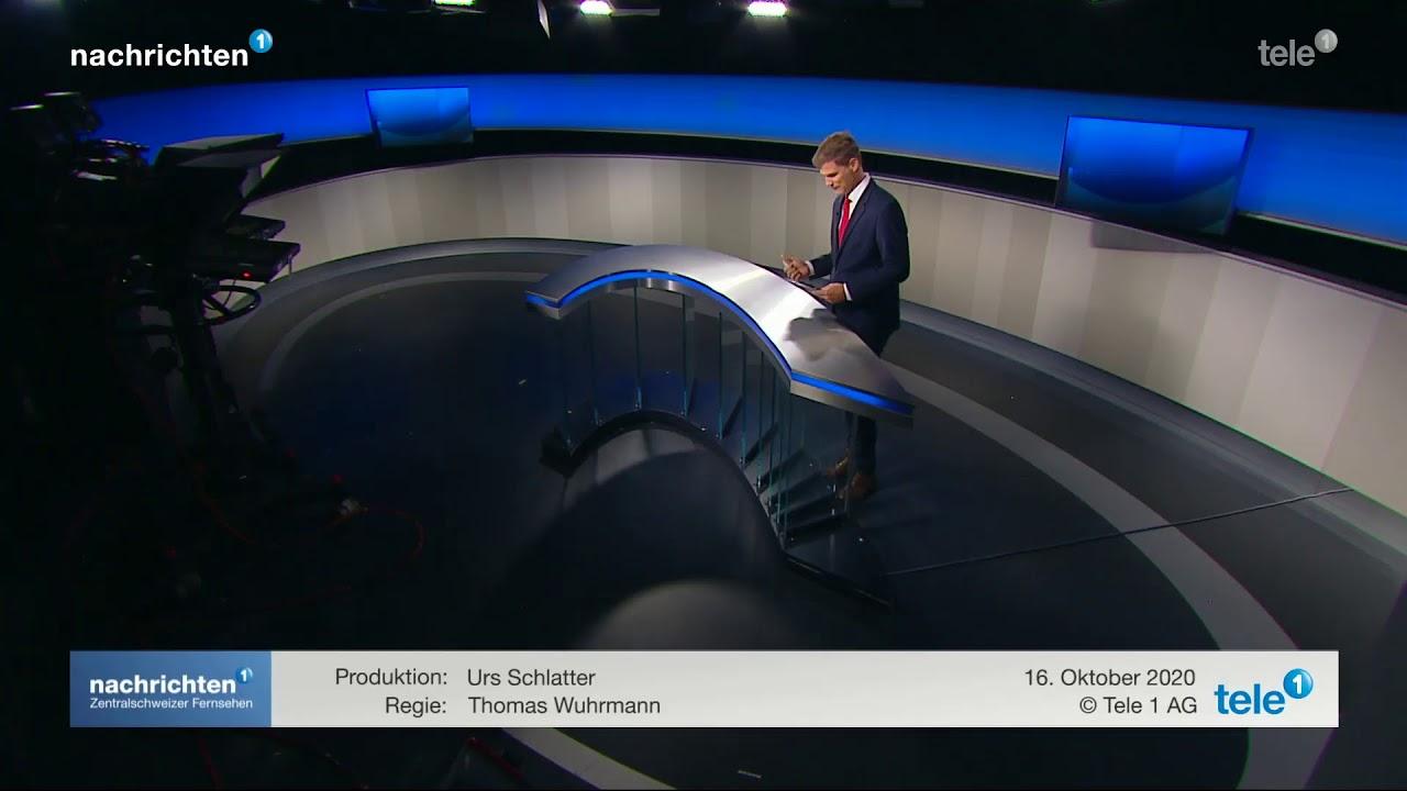 Tele1 Nachrichten: Erweiterte Maskenpflicht im Kanton Luzern