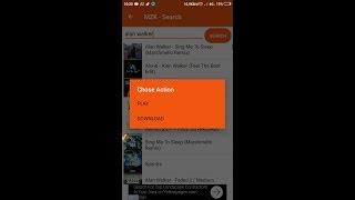 Aplikasi untuk download lagu MP3 sekali klik tanpa ribet