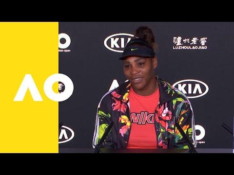Serena Williams Press Conference (4R) | Australian Open 2019