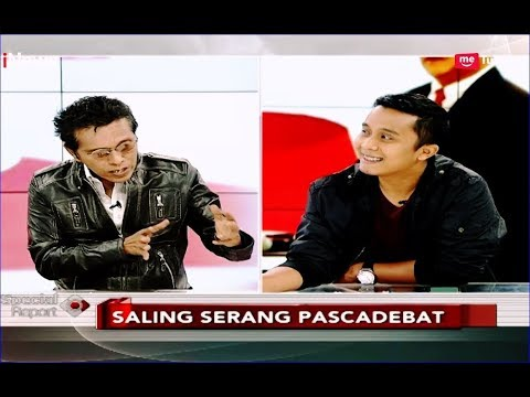 SERU! TKN Jokowi Menyerang, BPN Klaim Prabowo Sangat Menguasai soal Unicorn - Special Report 19/02