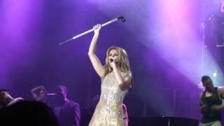 "Céline Dion - ""River Deep, Mountain High"" - live in Frankfurt am Main"