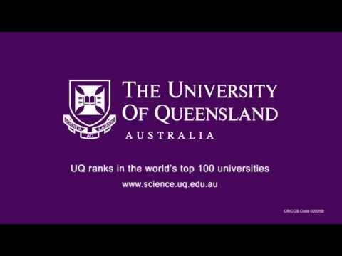 Find your future in science at The University of Queensland