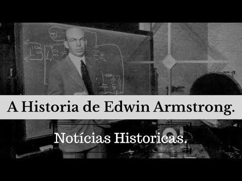 A Historia de Edwin Armstrong