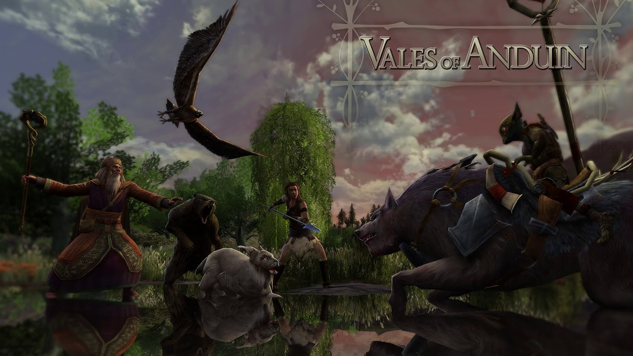 Lord of the Rings Team Releases Vales of Anduin Soundtrack
