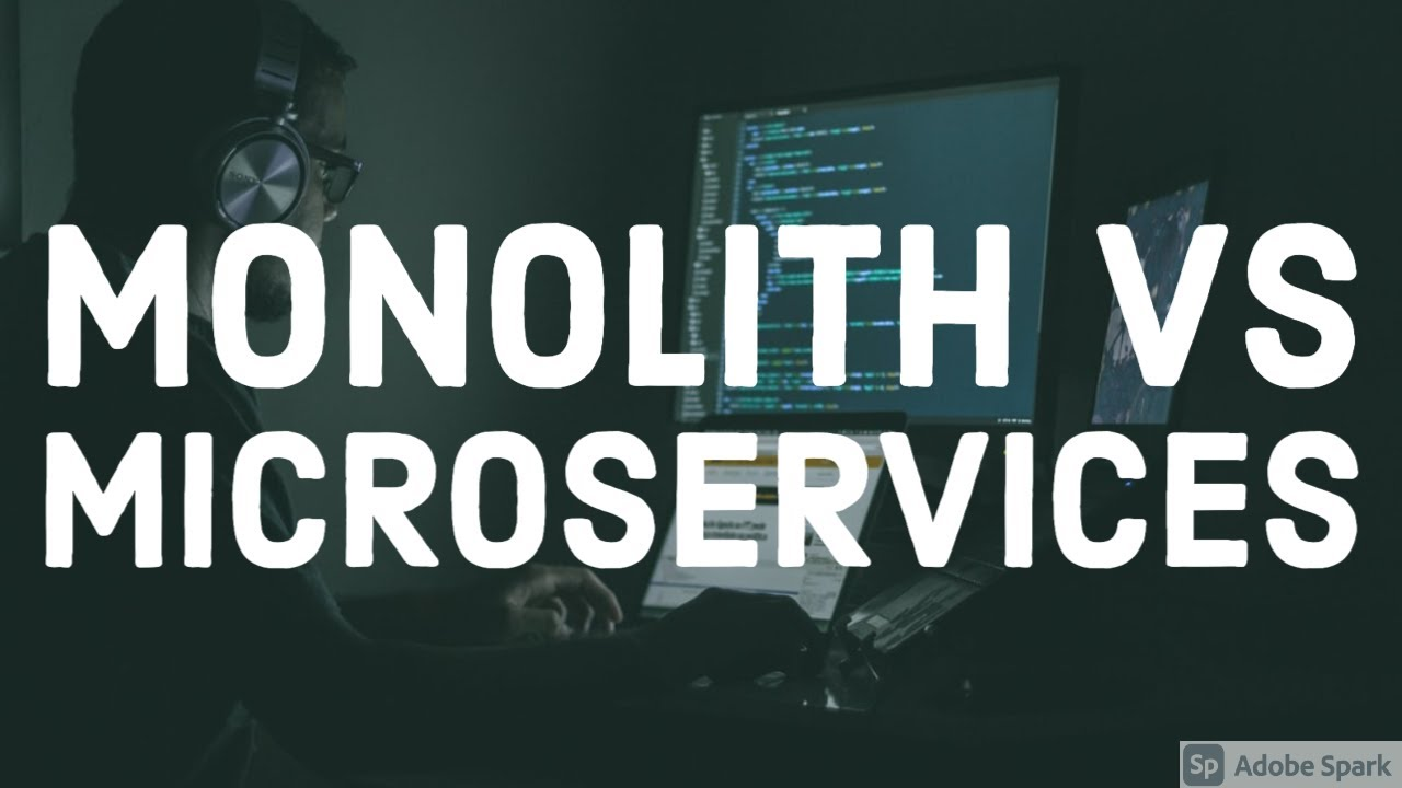 Introduction to MicroServices Architecture Compare with Monolith #02
