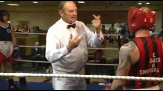 Amateur Boxing Debut Knock out