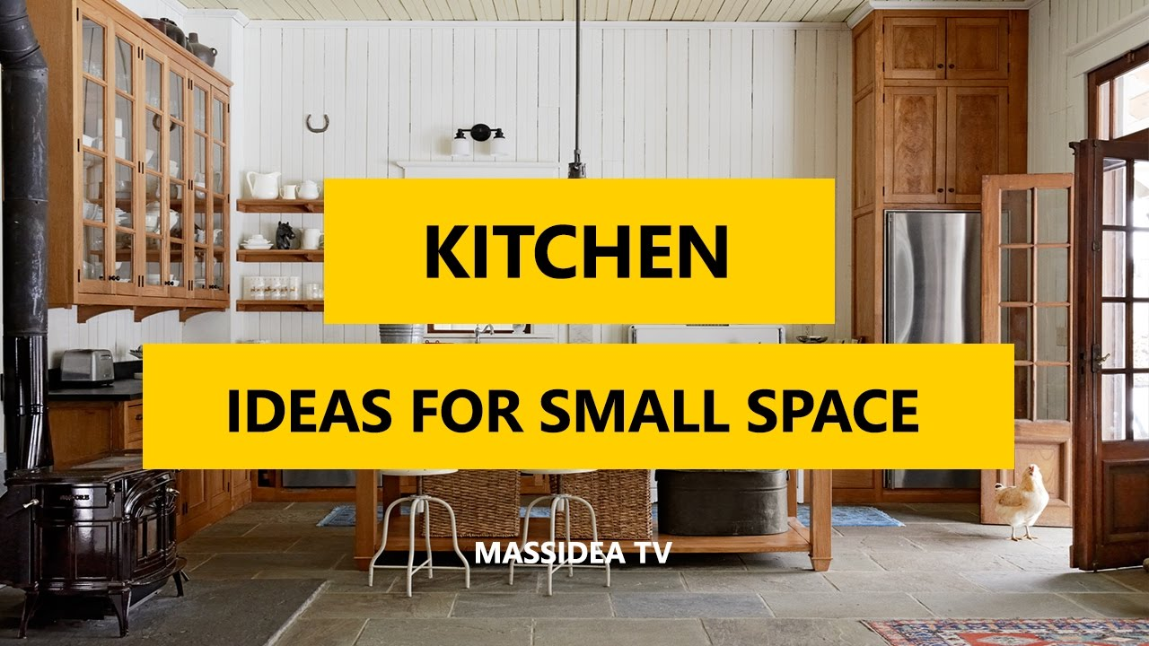 45+ Best Kitchen Design Ideas For Small Space 2017