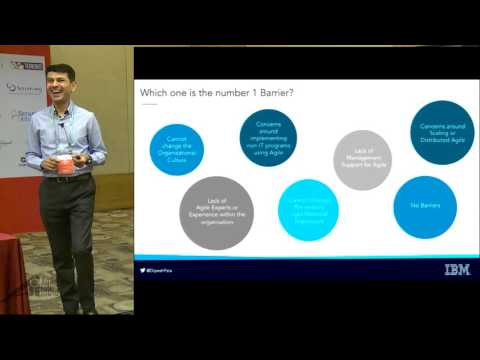 7 Things Agile Executives Should Do Differently by Dipesh Pala at Agile India 2016