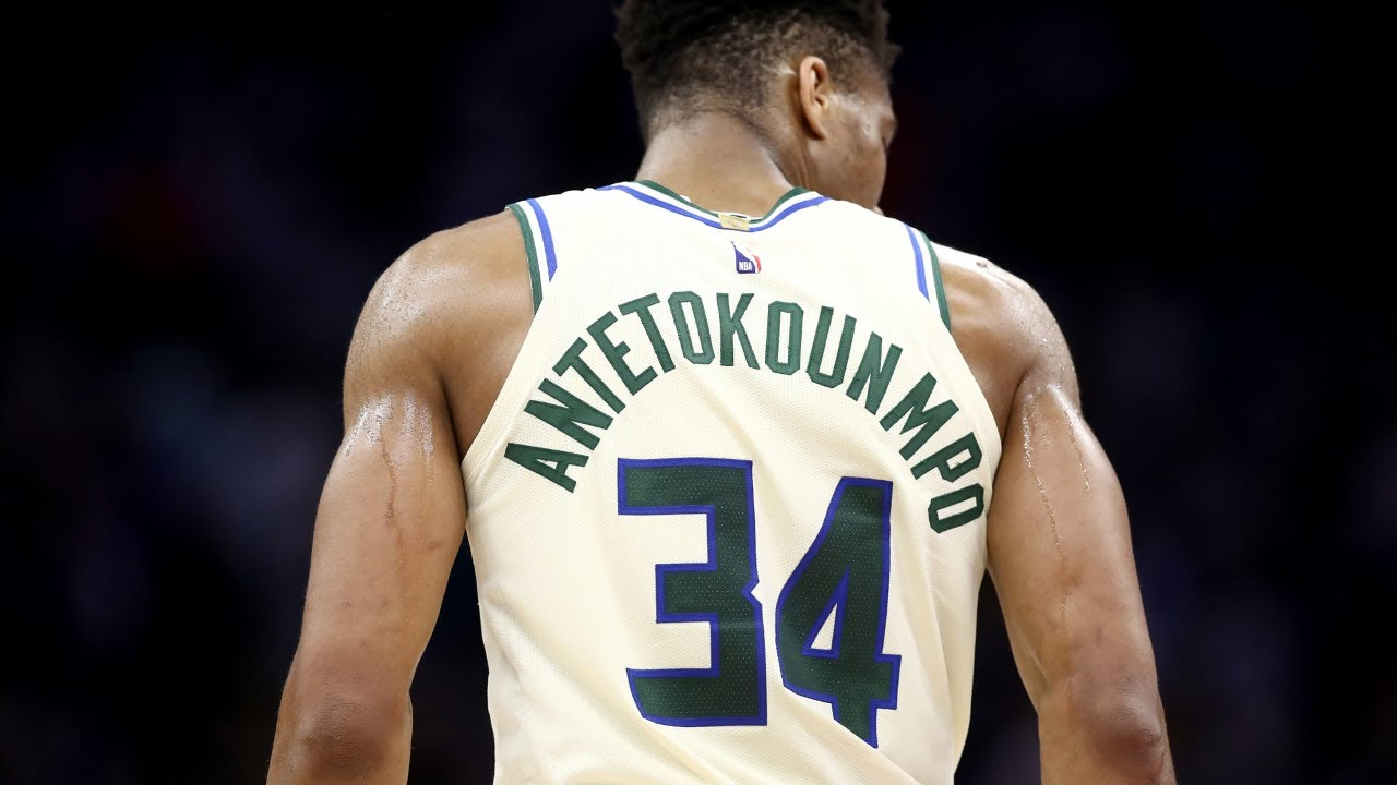 GIANNIS IS A NBA CHAMPION