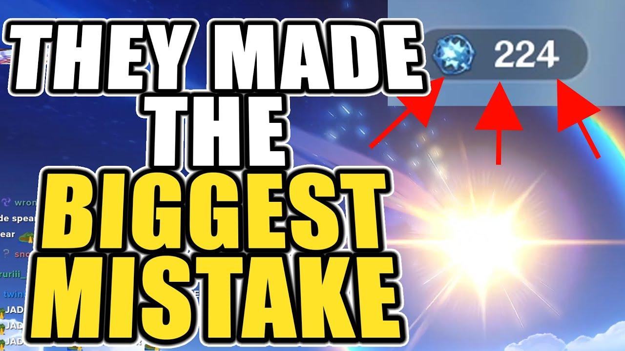 When you buy 200+ Acquaint Fates by Mistake... | Genshin Impact