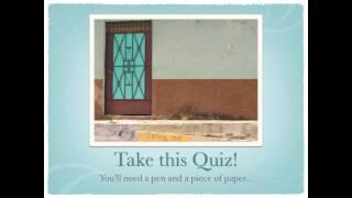 HSE video Quiz