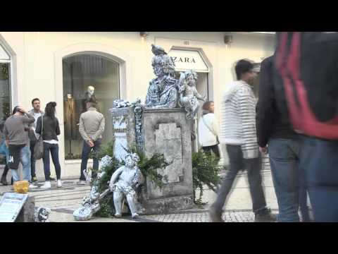 Street Musicians of Lisbon