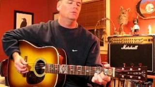 """Tuesday's Gone"" Lynyrd Skynyrd solo acoustic cover"