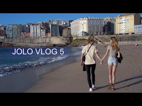 Jolo Vlog 5 - Spain Adventure Thanks to Zara and Vogue
