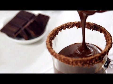 Creamy Italian Hot Chocolate Recipe | How Tasty Channel