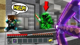 I SAVED HIS LIFE! (Minecraft Murder Mystery)