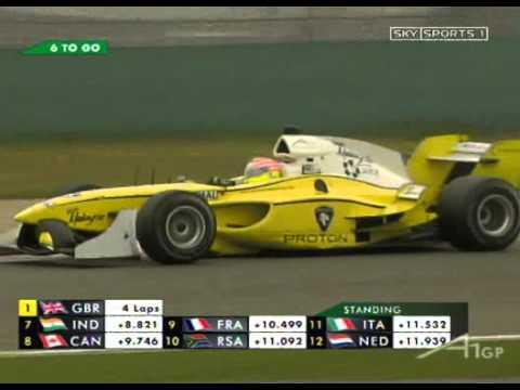 A1GP   2006 2007   Round 10   Race 1