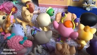 Minişler: Yaşasın 23 Nisan!    Minişler Cupcake Tv