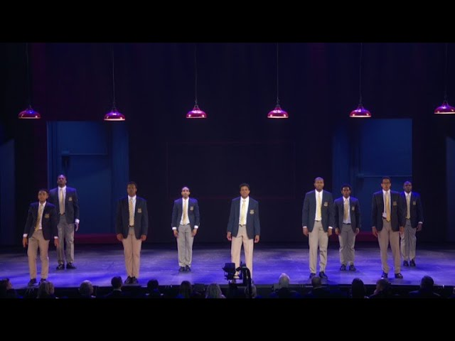 "The Cast Of Choir Boy Performs ""Rockin' Jerusalem"" At The 2019 Tony Awards"