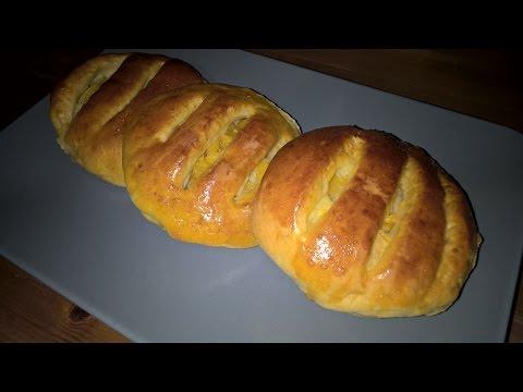 brioches-aux-peches-sans-beurre