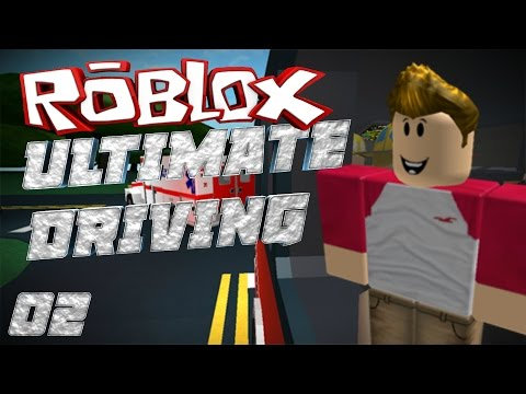 ROBLOX: Ultimate Driving Ep: 02 - Life as a Criminal!