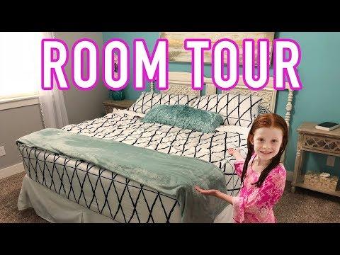 EXCHANGE STUDENT ROOM TOUR REMODEL