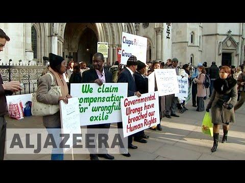 Exiled Chagos islanders cannot return home, UK rules