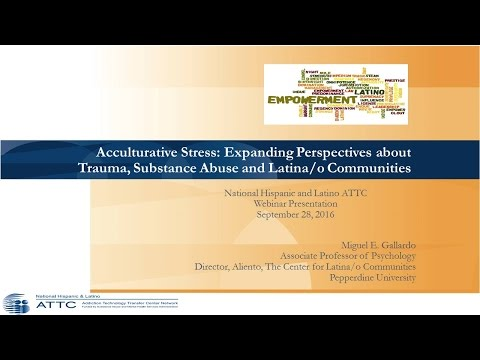 Intersection of acculturation, acculturative stress and contextual trauma in the li
