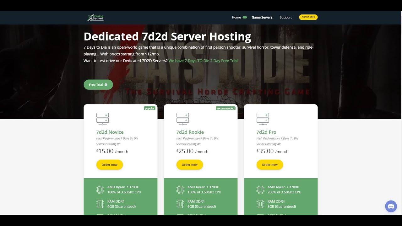хостинги для майнкрафт серверов с лаунчером и