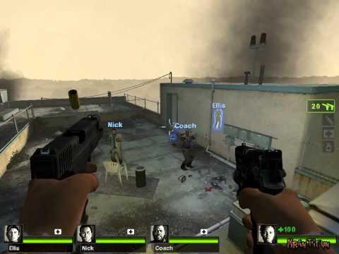 Left 4 Dead 2 Trainer +2 V1.0