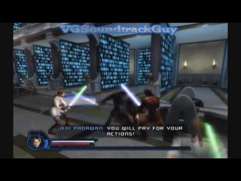 Star Wars Episode Iii Revenge Of The Sith The Game Recorded On Xbox 360 Gameplay Youtube