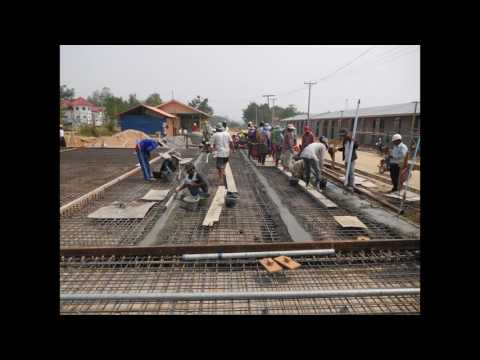 ICRC - Construction of Physical Rehabilitation Centre in Kyaing Tong, Myanmar