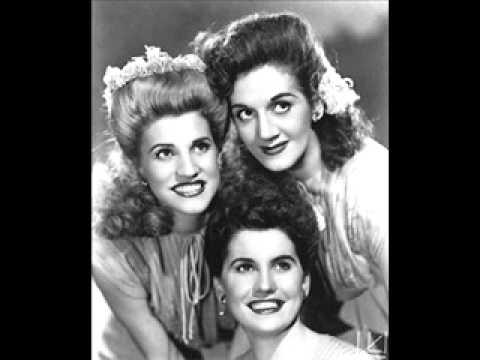 The Andrews Sisters - Toolie Oolie Doolie (Yodel Polka) 1948