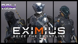 Eximius: Seize the Frontline pc gameplay 1440p 60fps