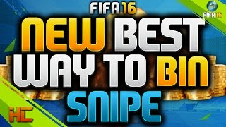FIFA 16 | BRAND NEW THINGS TO SNIPE - HIDDEN CARDS TO SNIPE (THE BEST THINGS TO SNIPE ON FUT)