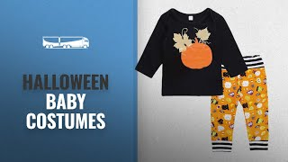 Halloween Baby Costumes Ideas [2018]: Urmagic Baby Halloween Costumes, Newborn Baby Boy Girl Pumpkin