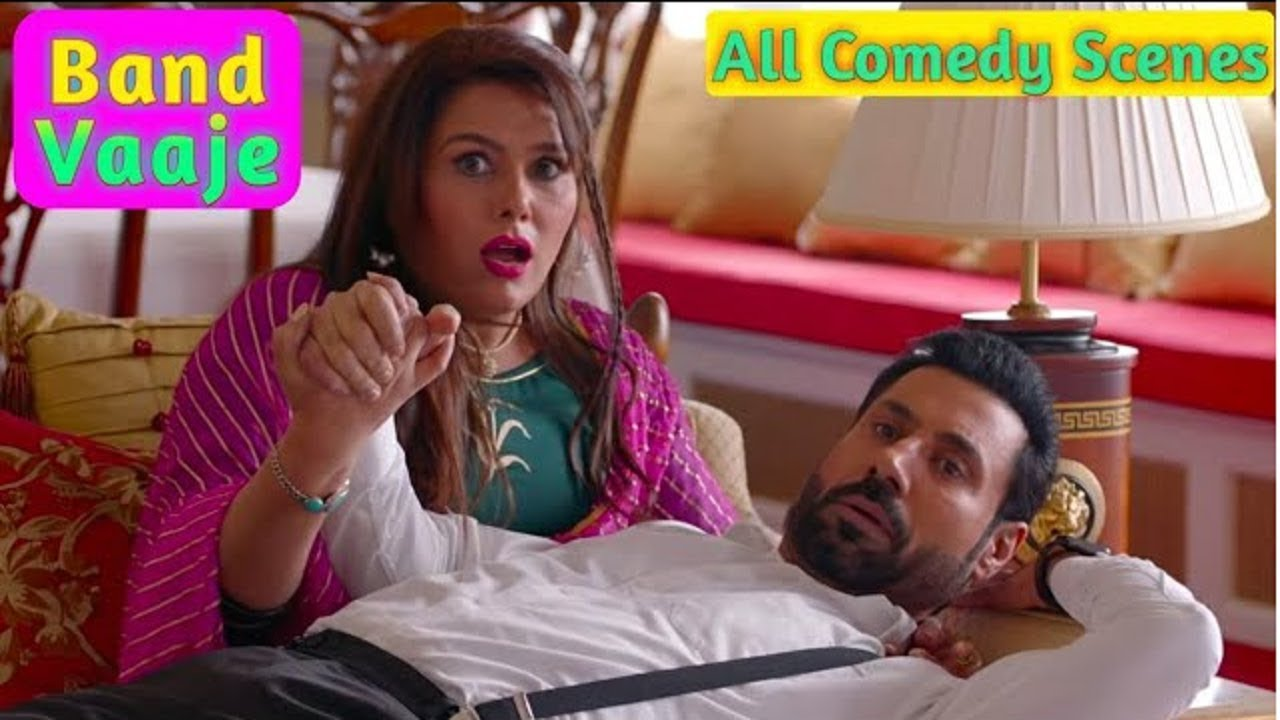 Download Band Vaaje Full Punjabi Movie | Band Vaaje New Punjabi Movie (ALL COMEDY SCENES) | Binnu Dhillon